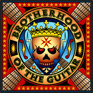 Brotherhood of the Guitar logo