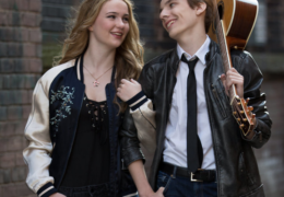 Think Of You cover – Beamer & Abby opening for Brett Kissel