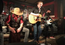 Montage of 4 songs from OK Corral set opening for Granger Smith